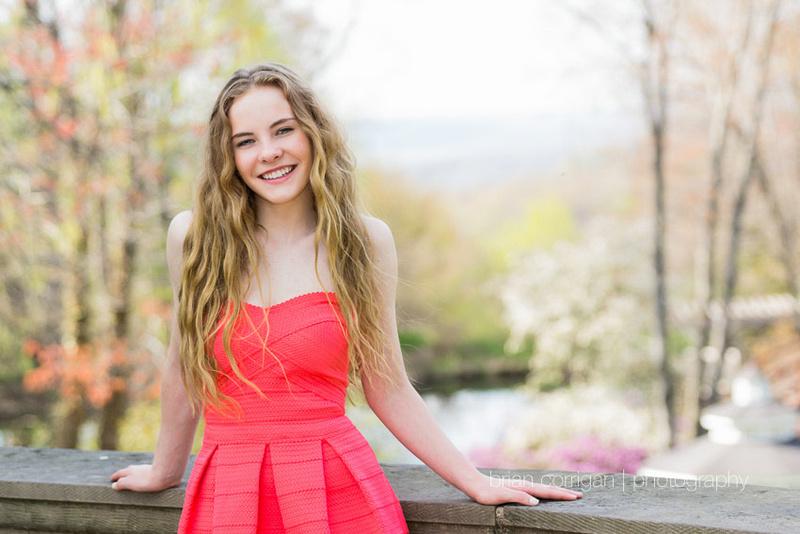 Katie - High School Senior Portrait, Senior Portrait Photographer, Senior Portrait Photography, Stan Hywett, Akron OH,