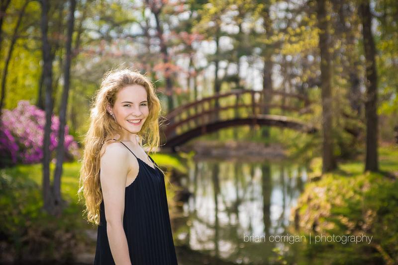 Katie - High School Senior Portrait, Senior Portrait Photographer, Senior Portrait Photography, Akron OH, Brian Corrigan Photography, Stan Hywett,
